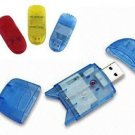 SD SDHC MMC Memory Card Reader to USB 2.0 1.1 Adapter
