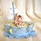 Nautical Sailboat Boy