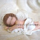 Sleeping Angel Centerpiece: