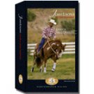 Josh Lyons Leads & Lead Changes Horse Training DVD John 's son