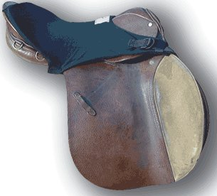 CASHEL TUSH CUSHION English Style Saddle Seat Pad John Lyons endorsed