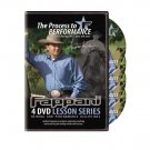 SEALED ANDREA FAPPANI The Process to Performance (2yr old) - REINING 4 DVDS