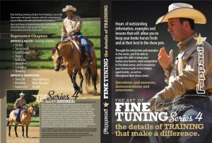 SEALED ANDREA FAPPANI The Art of Fine Tuning Series 4 (2 DVD set)