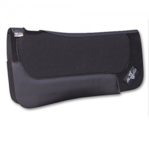 Professional's Choice Barrel Elite Saddle Pad Black previously called Twenty X