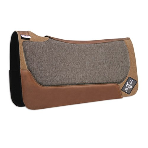 Professional's Choice Roper ELITE SMx Air-Ride Saddle Pad TAN previously 20X