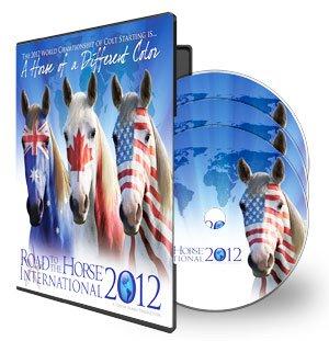 2012 Road To The Horse DVD Pat Parelli Guy McLean Dan James Glenn Steward