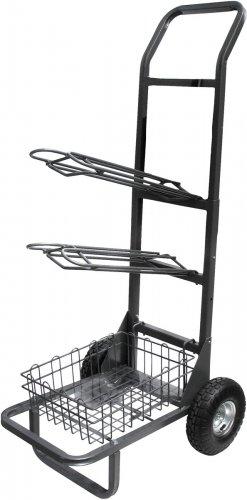 Heavy Duty Saddle Rack Cart High Country Plastics