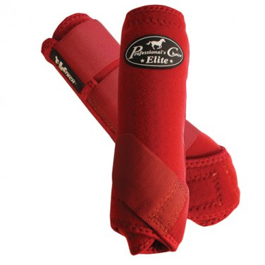 Professional's Choice VenTECH Elite SMB Boot Value Pack S Small Crimson Red