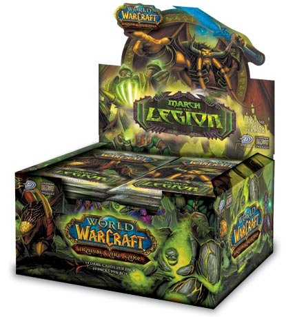 World of Warcraft® March of the Legion� - Booster Box