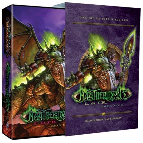 World of Warcraft® 'Magtheridon's Lair' - Raid Deck