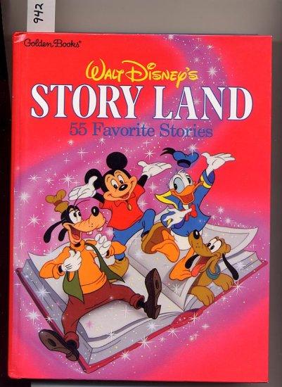 Walt Disney's Story Land - 55 Favorite Stories HC