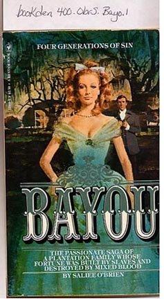 Bayou by Saliee O'Brien 1979 PB