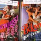 Lot of 2 Bertrice Small - Beloved, Unconquered SC