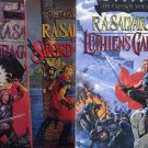 Lot of 3 Salvatore - Crimson Shadow - Gamble, Sword, King ARC SC