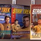 Lot of 3 Star Trek My Brother's Keeper - #1,2,3 PB