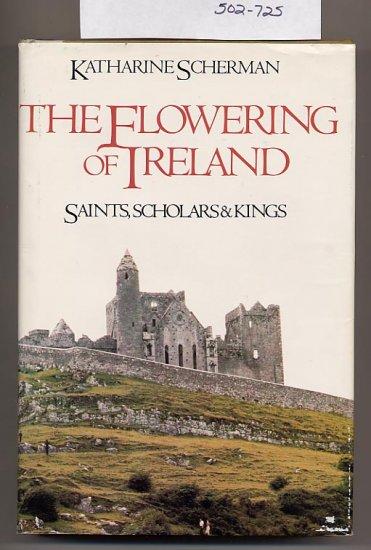 The Flowering of Ireland by Katharine Scherman HC