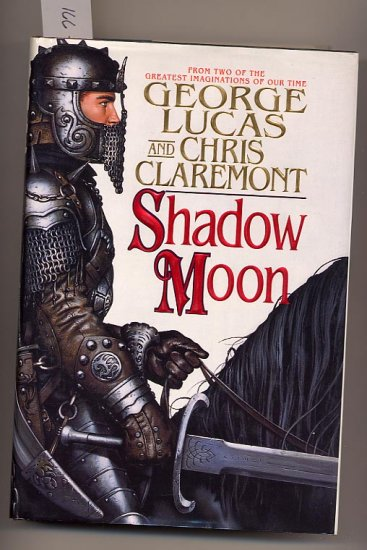 Shadow Moon by Chris Claremont and George Lucas 1995 HC
