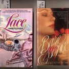 Lot of 2 Bare Essence by Meredith Rich, Lace by Shirley Conran PB