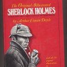 Original Illustrated Sherlock Holmes by Arthur Conan Doyle HC