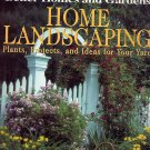 Better Homes and Gardens Home Landscaping 1996 HC