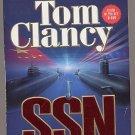 SSN Strategies of Submarine Warfare by Tom Clancy SC