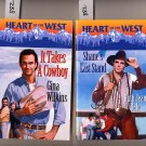 Lot 2 Harlequin Heart of the West - Shane's Last Stand, Cowboy PB