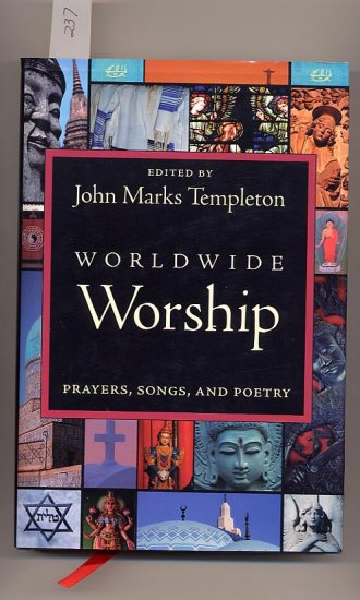Worldwide Worship Prayers, Songs, and Poetry HC