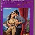 The Lady and the Unicorn #29 Loveswept by Iris Johansen PB