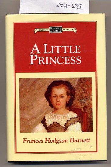 A Little Princess by Frances Hodgson Burnett 1995 HC