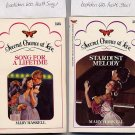 Lot of 2 Mary Haskell Song of a Lifetime, Stardust Second Chance at Love PB