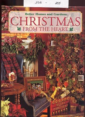 Christmas from the Heart Vol. 8 Better Homes & Gardens HC