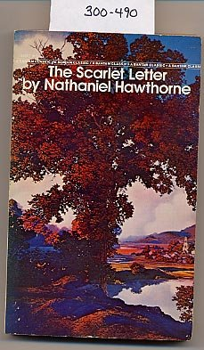 The Scarlet Letter by Nathaniel Hawthorne PB