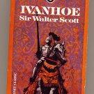 Ivanhoe by Sir Walter Scott Signet Classic PB
