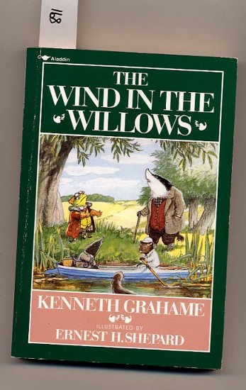 The Wind in the Willows by Kenneth Grahame SC