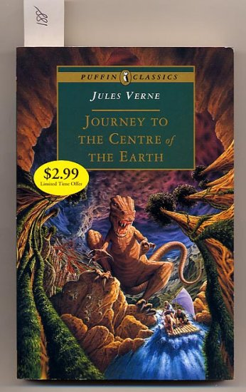 Journey to the Center of the Earth by Jules Verne SC