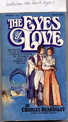 The Eyes of Love by Charles Beardsley 1979 PB