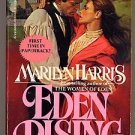 Eden Rising by Marilyn Harris 1983 PB