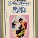 Brian's Captive by Alexis Hill Jordan Candelight Ecstasy #163