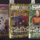 Lot of 3 Star Trek Infection, Vectors, Diplomatic #51, 52, 61 PB