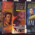 Lot of 4 Star Trek #s 80, 81, 83, 84 PBs