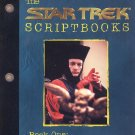 Star Trek Scriptbooks Book One The Q Chronicles SC