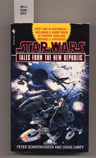 Star Wars Tales from the New Republic PB