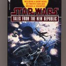 Star Wars Tales from the New Republic PB