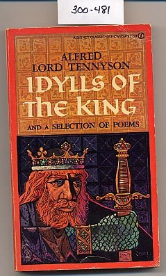 Idylls of the King and a Selection of Poems by Tennyson PB