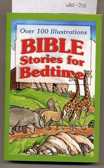 Bible Stories for Bedtime by Daniel Partner SC 2002