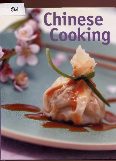 Chinese Cooking by Janet Johnson Nix 2002 HC