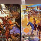 Lot of 2 Robert Jordan Eye of the World Two Rivers, Blight SC