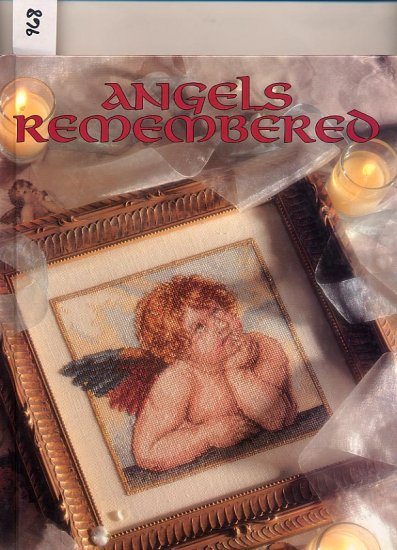 Angels Remembered - Christmas Remembered Book 11