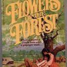 The Flowers of the Forest by Ruth Doan MacDougall PB