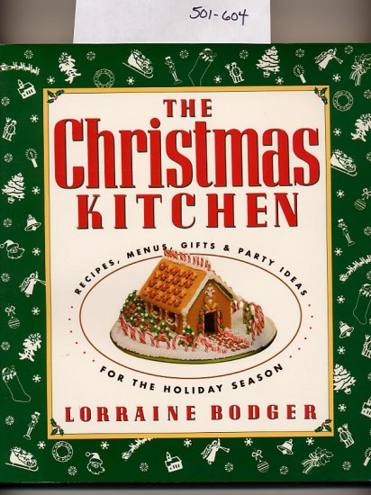 The Christmas Kitchen by Lorraine Bodger SC